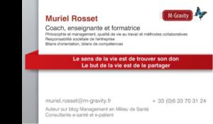 Muriel ROSSET - M-Gravity