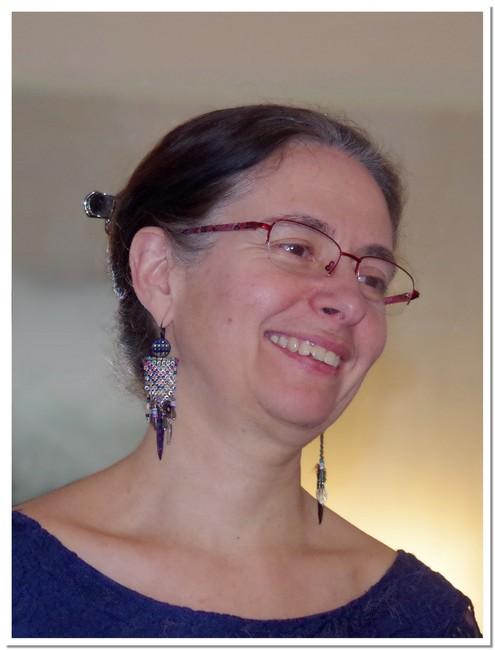 Portrait Muriel ROSSET M-Gravity